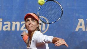 Виктория Томова се бори, но отпадна от US Open