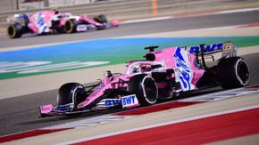 Хаотично състезание в Бахрейн донесе първа победа на Перес във Формула 1