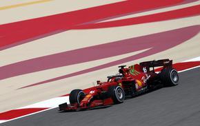 """Тестовете във Формула 1 започнаха с проблеми за """"Мерцедес"""" и """"Ферари"""""""