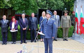 Шуменци сведоха глави в памет на Ботев и загиналите за свободата