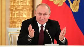 В състояние сме да открием всякакъв противник и да му нанесем необратим удар, заяви Путин