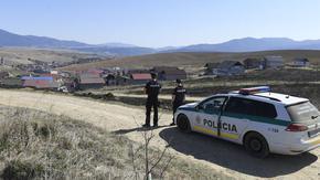 Единственото шосе от Австрия към Словакия бе блокирано от протест