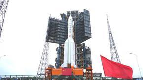 Китай ще изстреля мисия за връщане на проби от Луната