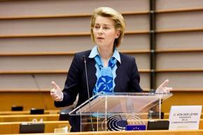Фон дер Лайен: Ваксина срещу вируса ще има, срещу промяната в климата - не