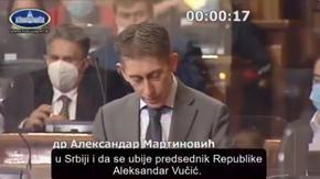 """В Сърбия властта открито обвини НПО в """"опит за преврат"""" и убийство на Вучич"""