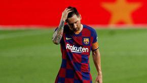 """Защо мачът с """"Наполи"""" е важен за бъдещето на Меси в """"Барселона"""""""