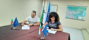 ВиК – Шумен подписа договор за 1 401 378 лв. за ремонт на водоснабдителната и канализационна мрежа в Нови пазар