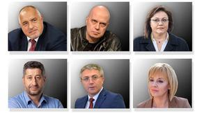 """Официалните резултати: ГЕРБ има 75 депутати, Трифонов - 51, """"Демократична България"""" - 27"""