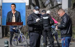 Премиерът на Дания въвела локдаун, без да е искан от здравните власти