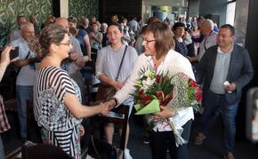 Корнелия Нинова в Шумен: Време е за изстрадана и заслужена победа на БСП за България!