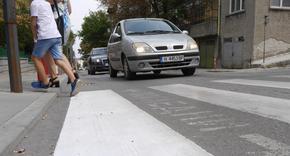 Шуменската полиция засилва контрола над пешеходците, ще глобява
