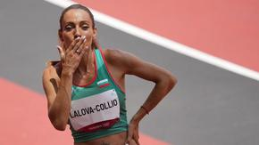 Ивет Лалова и Инна Ефтимова отпаднаха в сериите на 200 метра в Токио