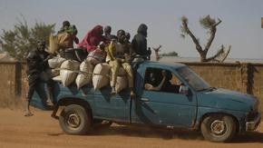 """""""Боко Харам"""" овладя селища в щат, граничещ със столицата на Нигерия"""