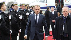 Качински бе преизбран начело на управляващата партия в Полша, Туск се завърна в опозицията