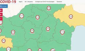 Със само 7 случая за седмица Шуменска област вече е в зелената зона на Covid-19