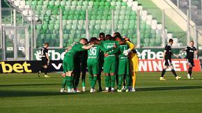 """""""Лудогорец"""" среща тим от Беларус в квалификациите на Шампионската лига"""
