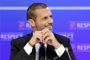 """Шефът на УЕФА нарече лъжци босове на """"Ювентус"""" и """"Юнайтед"""""""