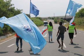 """""""Автомагистрали – Черно море"""" настояват за спешна работна среща в МС, готови са и за нови протести"""