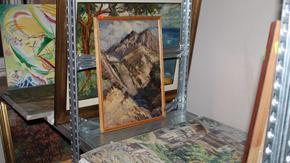 Прокуратурата изнесе 1418 картини и 445 графики от дома на Божков