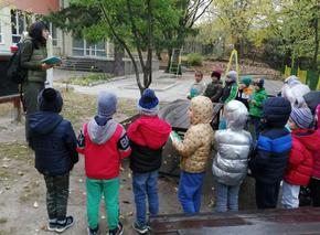 60 шуменски деца участваха в урок по Горска педагогика