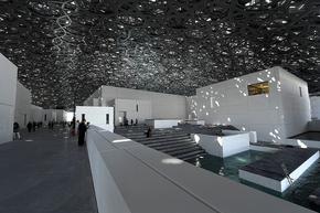Лувърът в Абу Даби отвори врати при строги мерки срещу пандемията