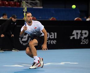 Троицки и още трима преодоляха квалификациите на Sofia Open