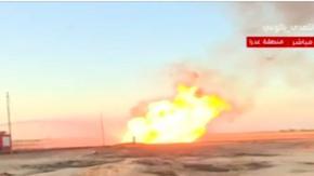 Взрив на газопровод остави Сирия без ток, Дамаск го нарече терористична атака