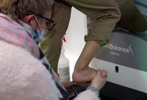 КРЕБС-Шумен със специални дни за децата: анализ на ходилата и изработване на ортопедични стелки