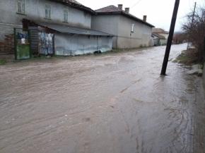 Наводнение в с. Белокопитово