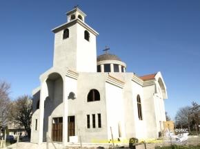 Благотворителна инициатива събра над 23 000 лв. за дострояване на православния храм  Каспичан