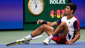 Алкарас стана най-младият четвъртфиналист на US Open от 58 години
