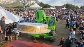 Ето къде поставиха Гинес рекорд с пита овче сирене