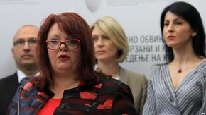 Бившият спецпрокурор на РСМ Катица Янева влезе в затвора