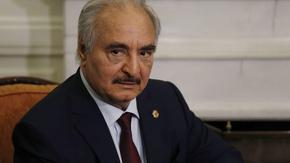 След години на борба срещу властта в Либия Хафтар се готви да е кандидат-президент