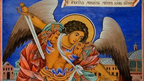 Християните почитат св. Архангел Михаил