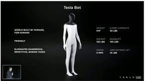 """Мъск създава робот хуманоид за """"скучни"""" задачи"""