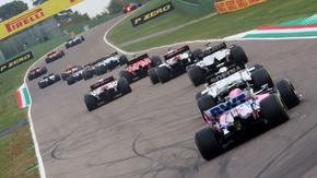 Формула 1 включи рекорден брой състезания за 2021 г.