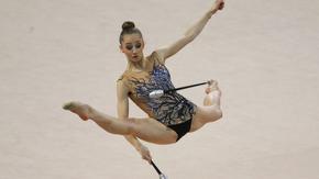 Боряна Калейн спечели злато на силен турнир в художествената гимнастика
