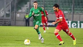 "С два гола за седем минути ""Лудогорец"" рухна срещу ""Антверп"""