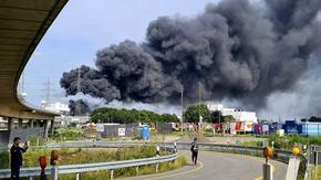 Експлозия разтърси индустриален парк в Леверкузен, има ранени