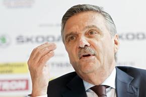 Президентът на Международната федерация по хокей на лед е заразен с коронавирус