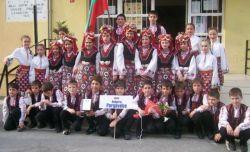 """Шуменските """"Пъргавелчета"""" с трето място на конкурса в Търново"""