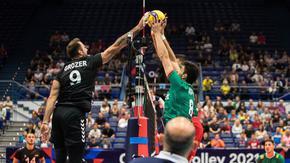 Волейболистите загубиха от Германия и напуснаха европейското първенство