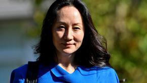 """САЩ се договориха със задържаната финансова директорка на """"Хуауей"""""""