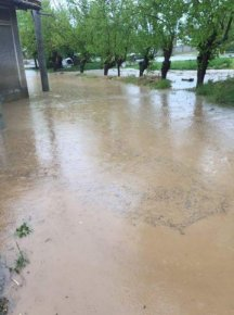 Наводнение във Вехтово