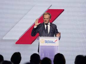 Туск ще се откаже от поста председател на ЕНП, за да се фокусира върху полската политика