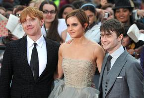 """Рон Уизли от """"Хари Потър"""" кръсти дъщеря си на ден от седмицата"""