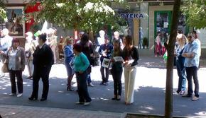 Празничен концерт за 24 май на Градския духов оркестър събра шуменци в център на града
