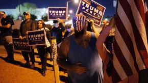 """Тръмп ще оспори вота във всички щати, """"наскоро"""" спечелени от Байдън"""