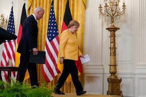 Байдън и Меркел обещаха общ фронт срещу Русия и Китай